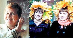 В семье Шикуновых-Некрасовых педагогика всегда соседствовала с журналистикой. Ирина Некрасова преподает на филологическом факультете ПГСГА, а ее дочери Ольга и Анастасия выбрали журналистскую стезю.