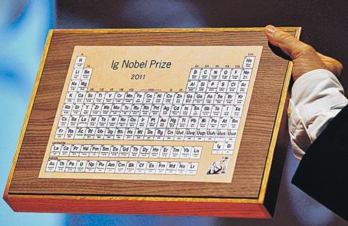 Шнобелевские премии: названы научные глупости высшей пробы