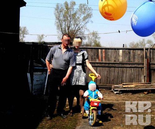 счастливые родители мечтали о том, каким вырастет любимый малыш, жили только им
