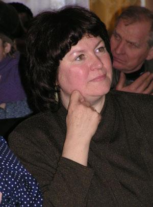 Светлана Ефимова, председатель Владимирского регионального отделения Всероссийского общества глухих