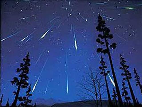 В новогодние каникулы ярославцы увидят звездопад.