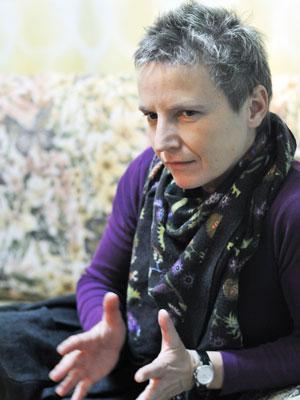 """Светлана Сурганова: """"Мне хотелось бы быть жестче, холоднее и громче... Но против природы не попрешь""""."""