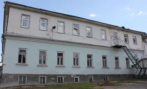 Угличский Дом детства.