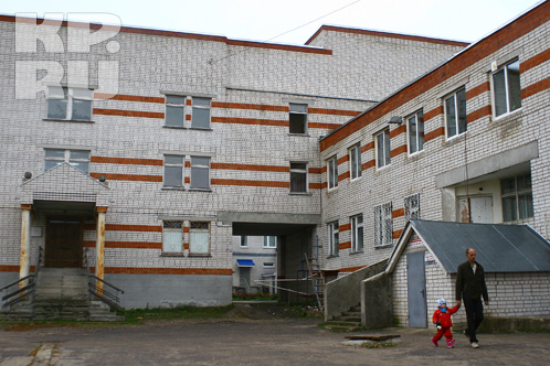 Роддом, построенный Ростроповичем, закрыли.