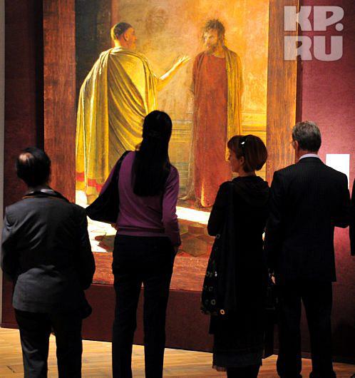 Юбилейная выставка Н.Н.Ге - к 180-летию со дня рождения 466252