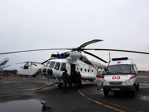 Скорую вызвали прямо на аэродром, были уверены - Сергею нужна срочная помощь.