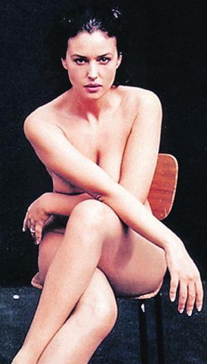 Не первое десятилетие Беллуччи считается главным секс-символом Европы.