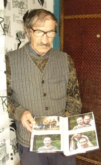 Леонид Ракитянский говорит, что диагноз врачей сын принял мужественно.