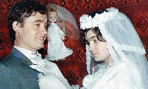 Алексей Булига  понравился Валентине с первого взгляда.