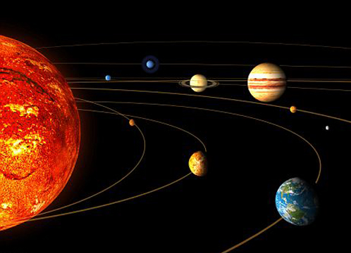 В Солнечной системе не хватает планет-гигантов
