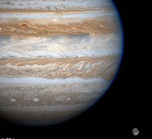 Планета, изгнанная Юпитером, может быть гораздо массивнее его