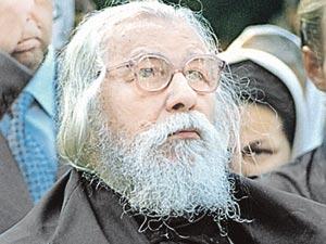 Архимандрит Иоанн Крестьянкин. Тихон Шевкунов, тогда молодой послушник, познакомился с ним в 1982-м в Псково-Печерском монастыре.