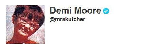 Теперь Дэми придется сменить имя с Миссис Катчер на Дэми Мур