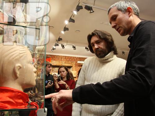 Перед концертом в Казани Сергей Шнуров сходил в музей