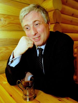 Писатель, историк, публицист Леонид Млечин