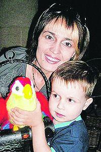 Ольга Малькова из Волгограда не видит сына Данилку с 21 сентября.