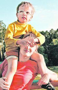 Серафима, сына москвички Полины Котовой, увезли на два дня раньше.