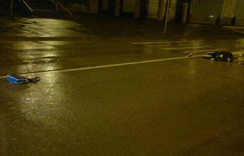 Тело Александра Слепакова обнаружили рано утром, 2 декабря, на Набережной, под Ворошиловским мостом
