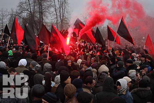 Смотрите фоторепортаж: Москвичи митинговали против итогов выборов в Госдуму
