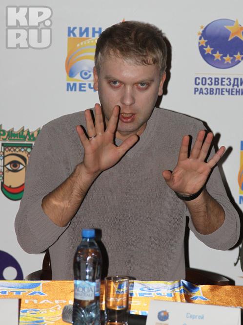 Сыграть маньяка, по словам Светлакова, было не сложно