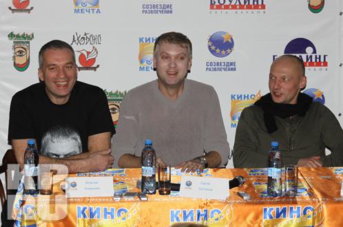 В ближайшее время в прокат выйдет комедия Сергея Светлакова