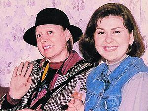Леся Башева (слева) и продюсер программы Светлана Прудовская.