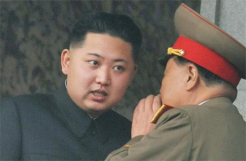 Младший сын Ким Чен Ира Ким Чон Ын.