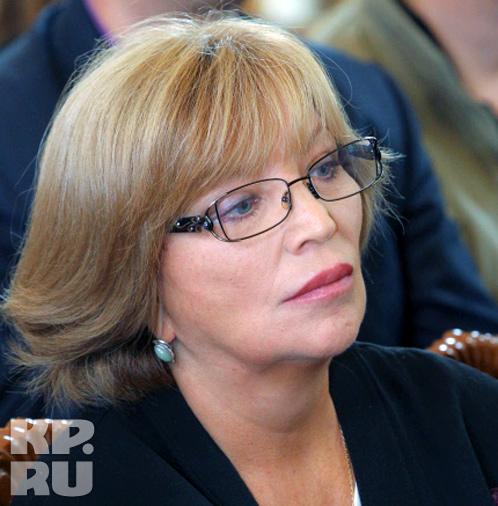 Остроумова считала, что корсет ей будет мешать плакать