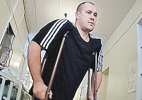 Игоря Муравьева подозревают в поджоге.