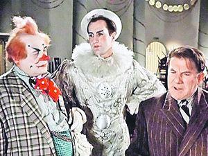 Клоуны Бим и Бом сразу не понравились персонажу Игоря Ильинского: