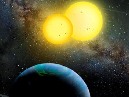 По последним данным, жизнь может существовать даже на планетах у двойный звезд. Как на Татуине из