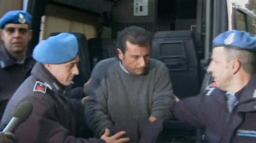 Франческо Скеттино посадили под домашний арест