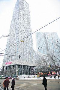 Артист обзавелся апартаментами в самом высотном жилом комплексе столицы, прямо напротив студии