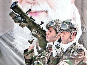 Эти бойцы готовы жизнь отдать за Иран и духовного лидера аятоллу Хаменеи.