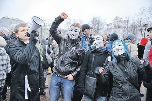 Исповедь бывшей революционерки. (Честные в белой революции не приживаются.)
