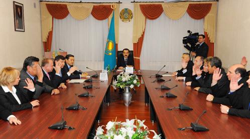 Кадровые перестановки в правительстве Казахстана подошли к логическому завершению.