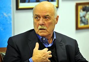 Знаменитый режиссер Станислав Говорухин возглавляет центральный предвыборный штаб премьера