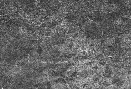 Реки Титана