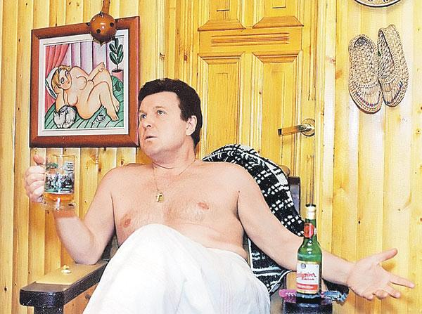 Лев Валерьянович утверждает, что при здоровом духе и тело будет молодо.