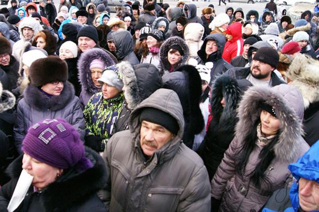 Жители поселка Врангель вышли на улицы требовать воды