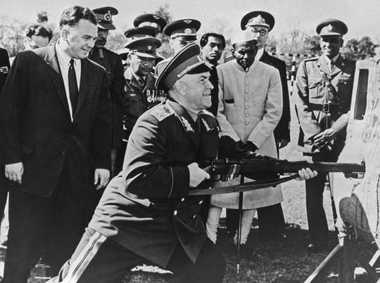 За рубежом никто не сомневался, что этот полный сил и боевого духа человек станет «Президентом СССР».