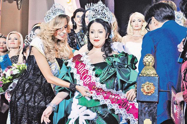 Юлия Забожанская выступила генеральным спонсором конкурса Аллы Маркиной. И... победила на нем!