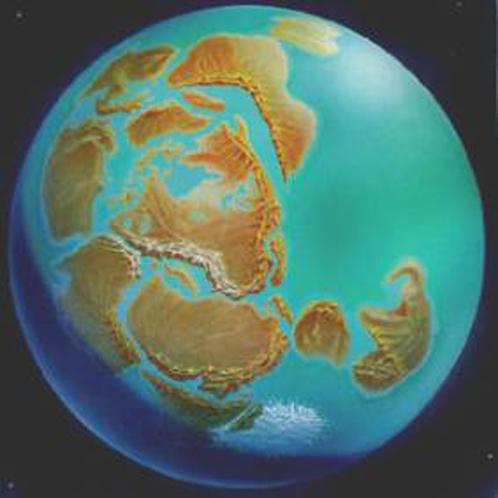 Земля через 200 миллионов лет картинки