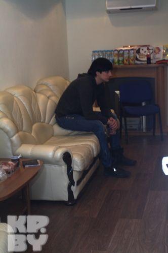 """Финал """"Еврофеста"""" Дима Колдун смотрел в гримерной с Киркоровым"""