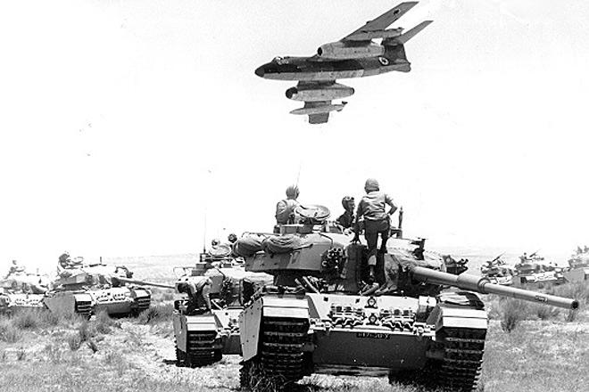 арабо израильская война 1973