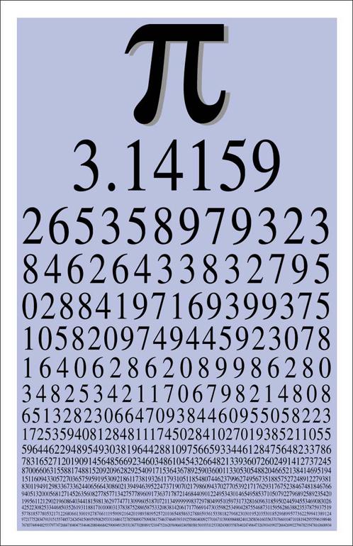 """""""Пи"""" бесконечно и неповторимо, как Вселенная"""