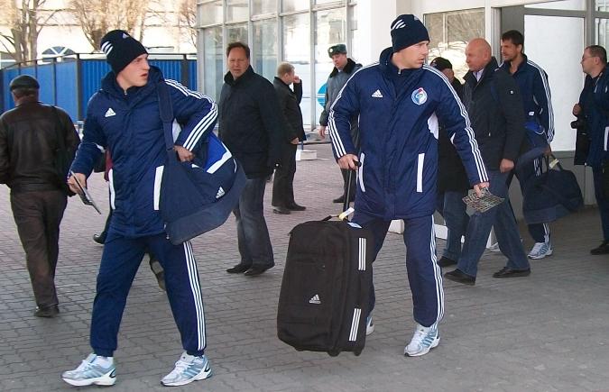 """Сегодня вечером воронежский """"Факел"""" проведет тренировку на стадионе """"Олимп-2""""."""