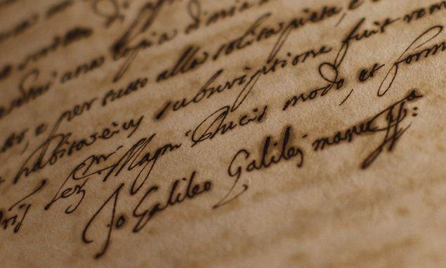 Обвинение Галилео Галилея в ереси