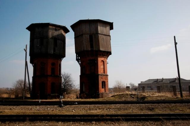 Башни-близнецы в Железнодорожном