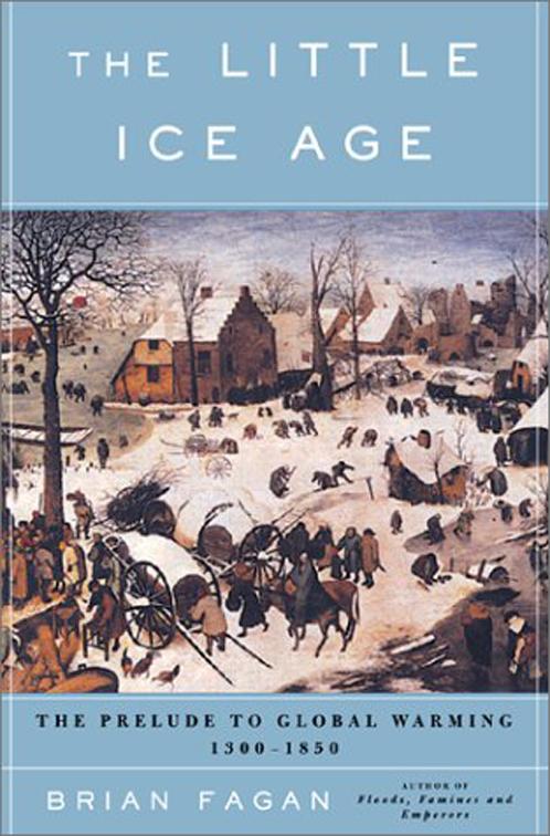 Про угрозу очередного ледникового периода написаны уже книги